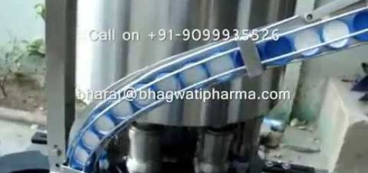 4/6/8 head Screw Capping Machine for small ghee pet bottle, Multi Head Screw Capper machine