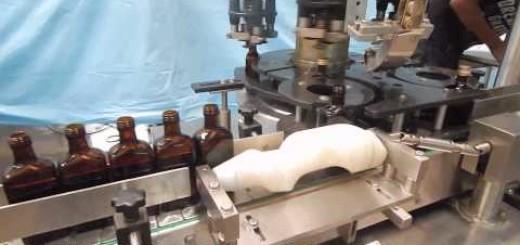 Ayurvedic Syrup Filling Machine, Filling Machine and ropp cap sealing machine