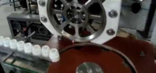 Bleach Powder Filling Machine, Bleach Filling Machine