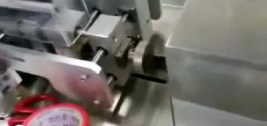 Blister Flow Wrap packing machine