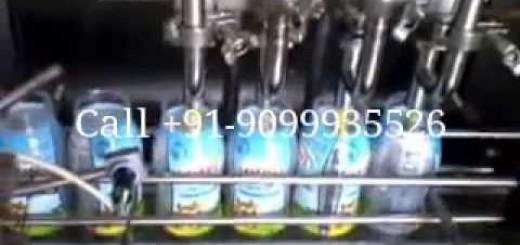 Bottle Ghee Filling Machine , Pet Jar Ghee filling machine for AMUL