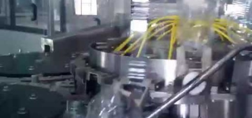 Bottled Mineral Water Filling line