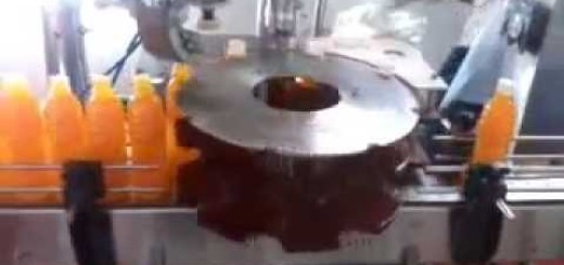 Capping Machine for Juice Bottle
