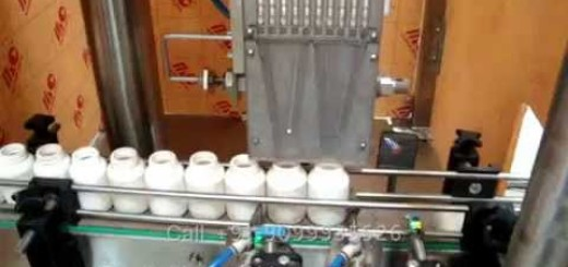 Capsule/Tablet Counting & Filling Machine for Bottle , Jar