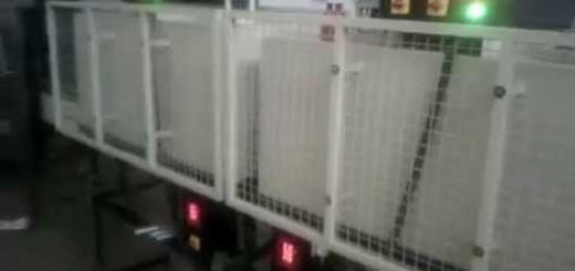 Chericof  100 ml Shrink Sleeve labeling (Applicator) machine