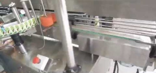 Double Side Sticker Labeling Machine, Front & Back labelers
