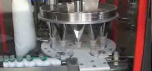 Dry Syrup Rotary powder filling machine , Rotary Auger filling machine, Rotary Auger filler
