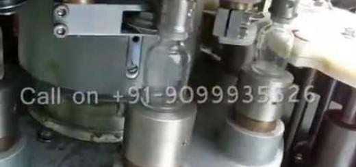 Eight Head Vial Cap Sealing Machine, Vial Cap Sealer , Vial Capper machine