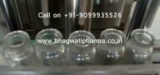 Eye Drop Filling Machine, Drops Filling Machine, Vial Filling Machine