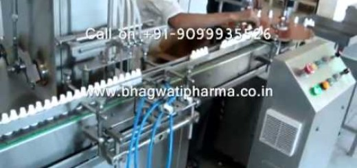 Eye Drop Filling machine with Plugging & Capping Machine, 3 in 1 Eye Drop Filling Line