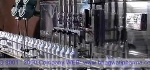 Filler Machine, plugging and Cap sealing machine for Pestiside ,Chemical, Agrochemicals etc.