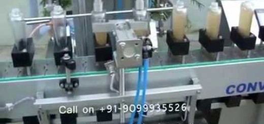 Filling Machine for Body Lotion, hair Conditioner, hand washing gel, shower gel