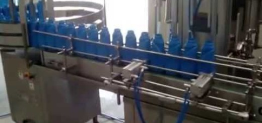 Filling Machine for Liquid Soap, Liquid Detergent, detergent colorant, dish washing soap