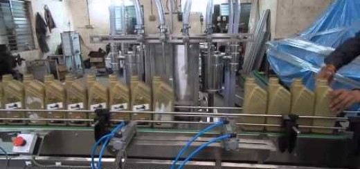 Filling Machine for Lubricant Oil, Engine Oil, Conveyor Oil, cutting oil, coolant oil,