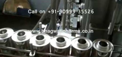 Filling Machine for PVC glue, Solvent Cement, Pipe Glue, Solvent liquid
