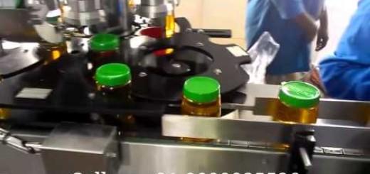Filling Machine, Ghee Filling Machine for Pet Jar