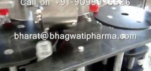 Four Head Screw Capping Machine for Pet Bottle, Ketup Bottle, Tomato Sauce Bottle
