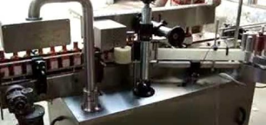 front & back labelling machine, front & back Labeler Machine