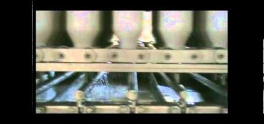 Glass Bottle Washing machine , Bottle washer machine linear