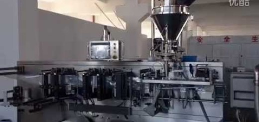 HFFS pouch machine  for Granules & Powders