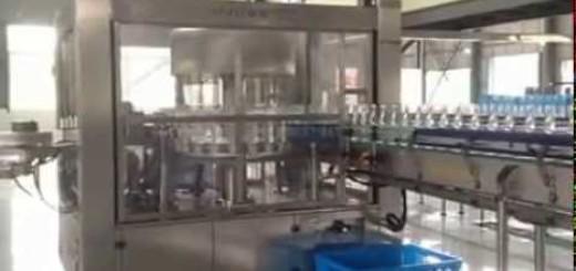Hot Melt labeling machine , Rotary Hot melt labelling machine