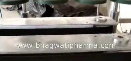 Inline Capper Machine, Linear Screw capper machine for Jar .wmv