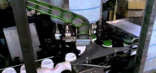 Jar Screw capper machine, Bottle / Jar Screw capping machine