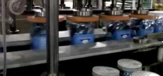Jar screw capping machine.MP4