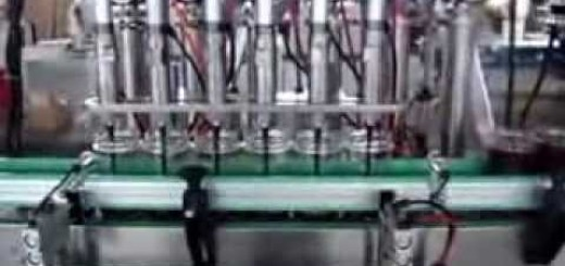 Ketchup / Pepper sauce filling and capping machine , Jam filling line for tomato / chilly sauce