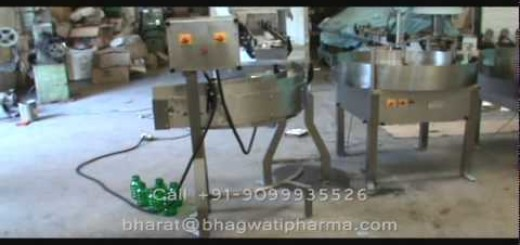 L Shape Conveyor and Turn Table