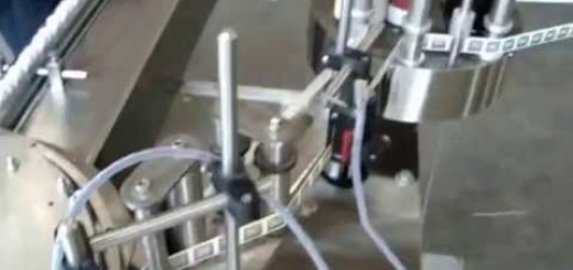 labeling machine for Vials, test tubes