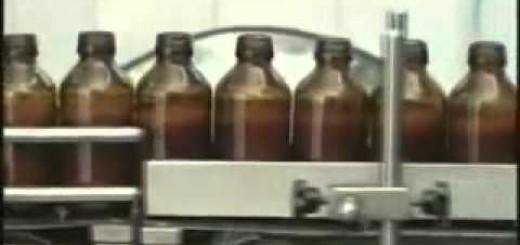 Liquid Bottle filling line