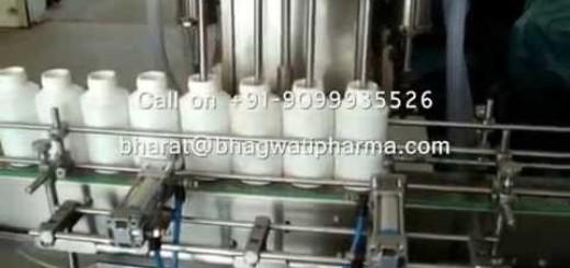 Liquid Filling Machine for Organic Liquid Fertilizer, Bio Fertilizer, Seaweed Liquid