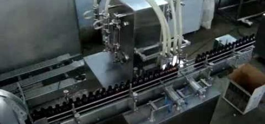 Liquid Filling machine for Syrup,Water, Juice, oil, wine, liquor, beer,eye drop , shampoo ,