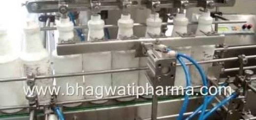 Liquid filling machine with screw Capping for foaming products