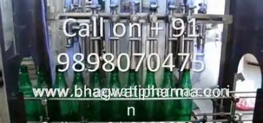 Liquid soap Filling machine, Liquid Cleansers Filling machine, Foamy cleansers filler machine