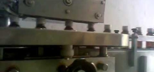 Measuring Dozing Cup Placement & Pressing machine