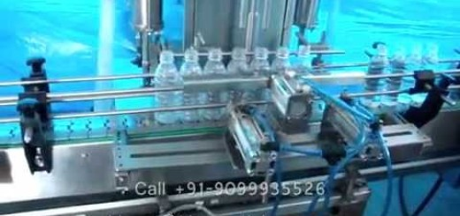 Mustard Oil Filling Line, Filling Machine for Coconut Oil, Mustard oil, Olive Oil, Sesame Oil,