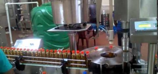 Oil bottle capping machine, Pet bottle capping machine