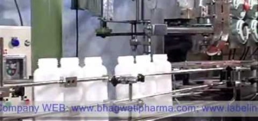 Pesticides Liquid Filling Machine , Agrochemical Pesticide filling line