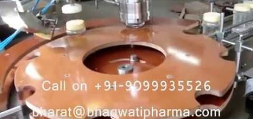 Pet Jar Capping Machine, Single Head Screw Capping Machine for Pet Ghee Jar
