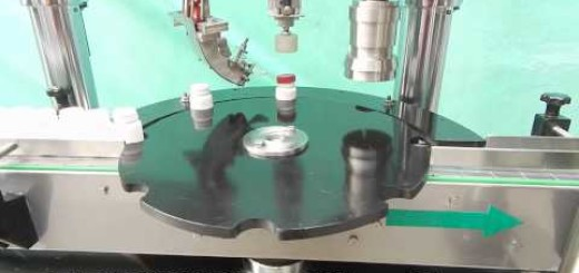 Plastic screw cap Screw Capping Machine ,bottle cap tightening machine