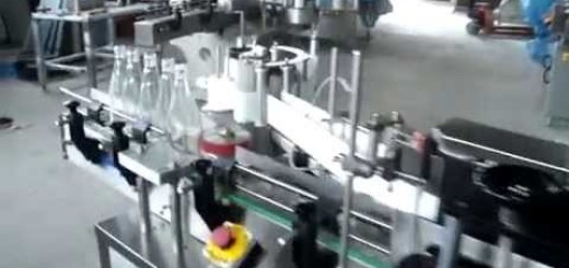 Pressure Sensitive Wrap Labelers for Round Products and Bottles