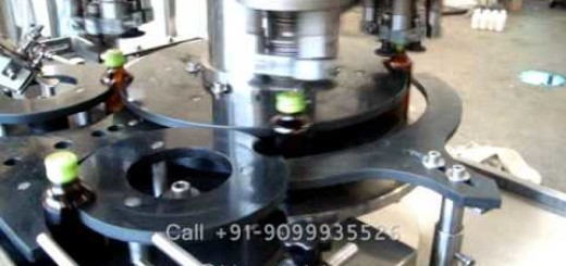 ROPP Cap Sealing Machine, Four head ropp capper machine