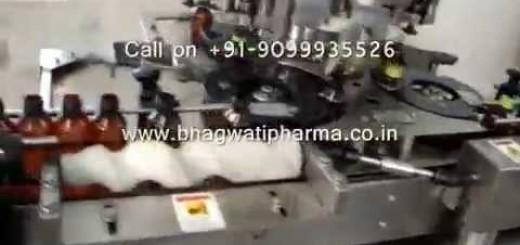 ROPP Cap Sealing Machine, Six Head ROPP Cap Sealing Machine, ROPP Capper