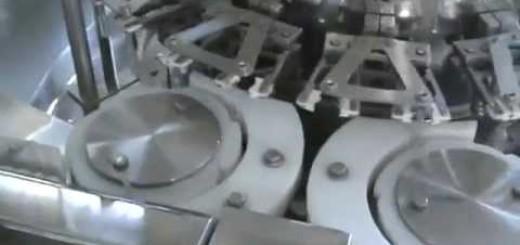Rotary Ampoule Washer machine, Rotary Vial washing machine