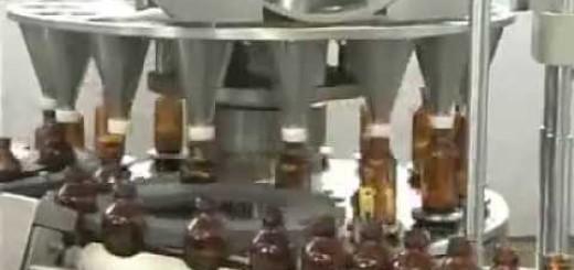Rotary Dry Syrup Powder Line , Rotary Dry Syrup Powder Filler machine