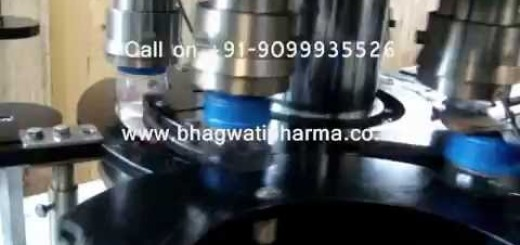 Rotary Jar Screw Capping machine, Ghee Jar Capper machine