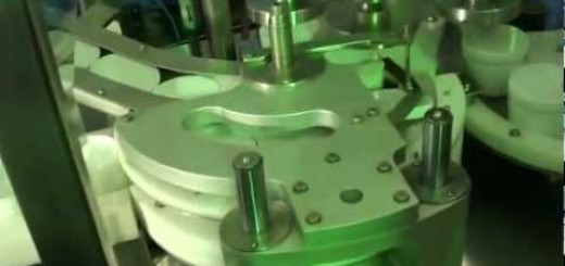 ROTARY SCREW CAPPING MACHINE