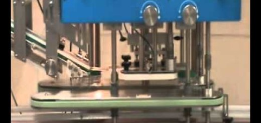 Screw capping machine, inline screw capping machine